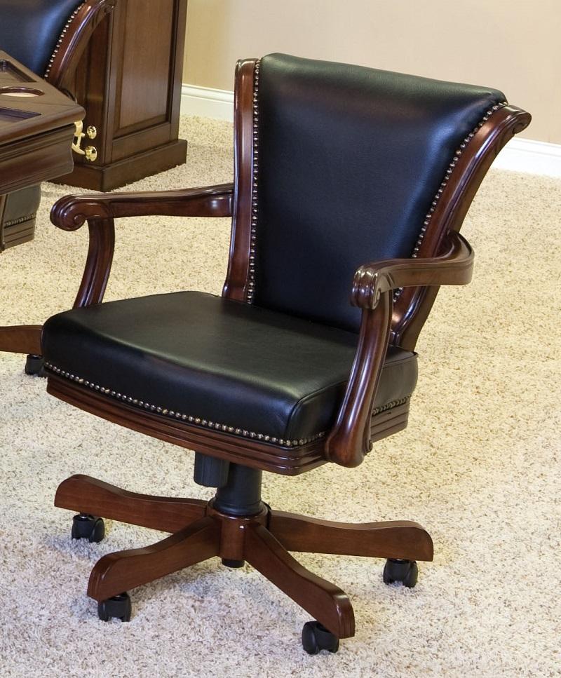 Rocker-swivel chairs