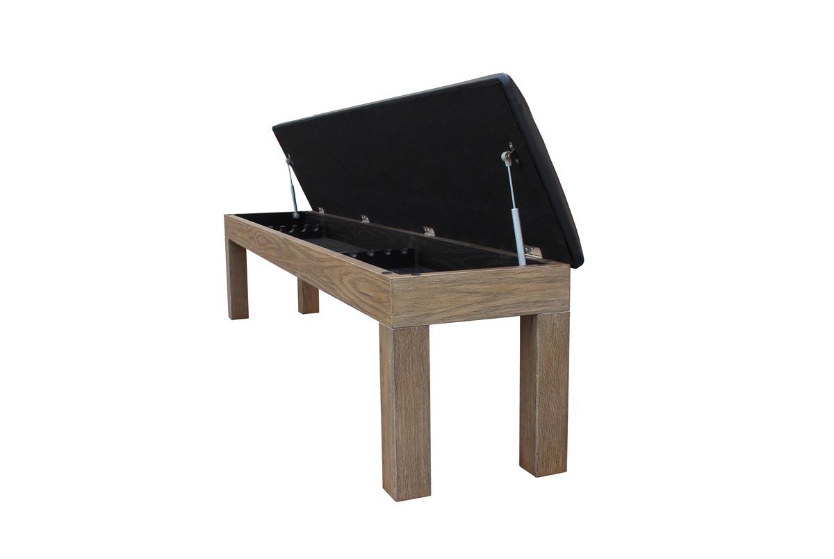 Optional Storage Bench