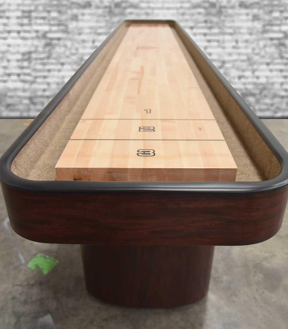 Shuffleboard Lights