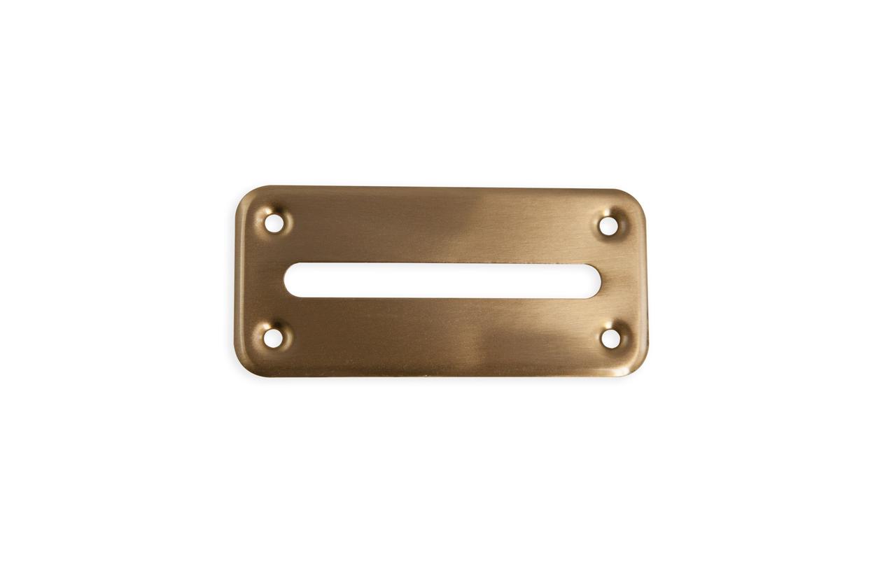 Brass Bill Slot for Drop Box