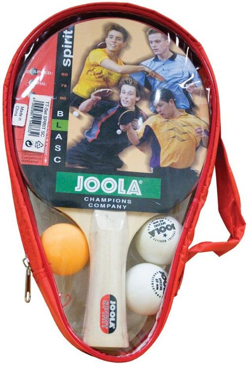 Joola Spirit Racket Set