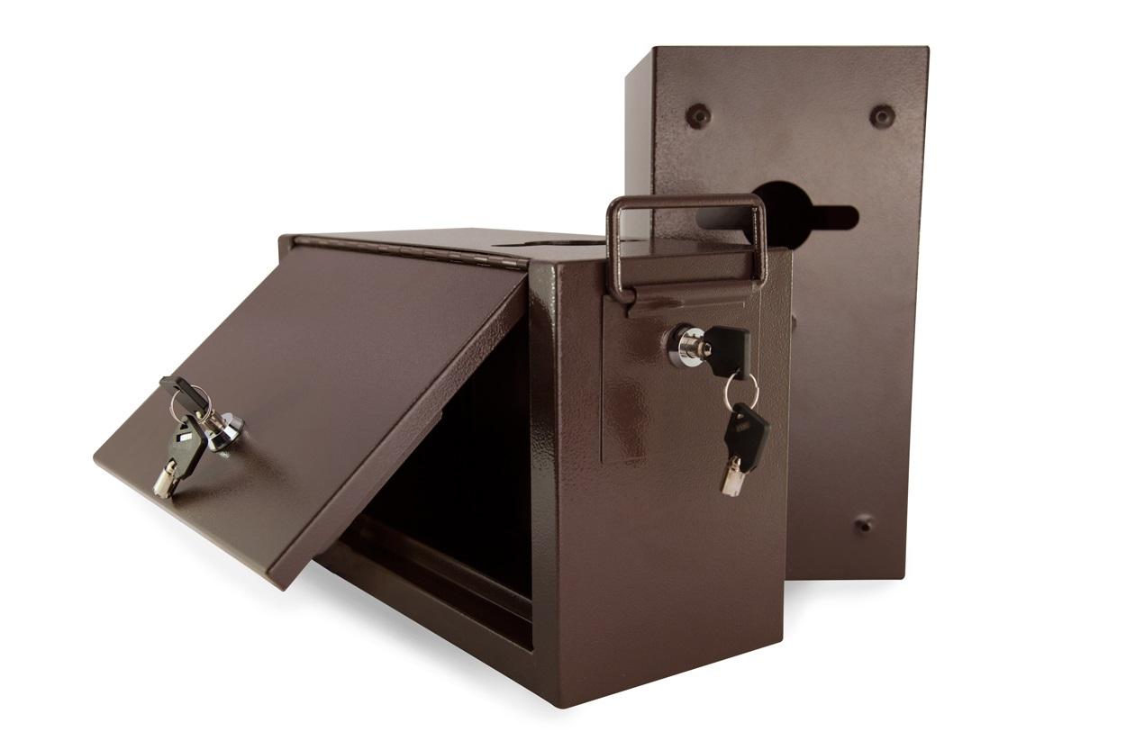 Optionsl Jumbo Drop Box